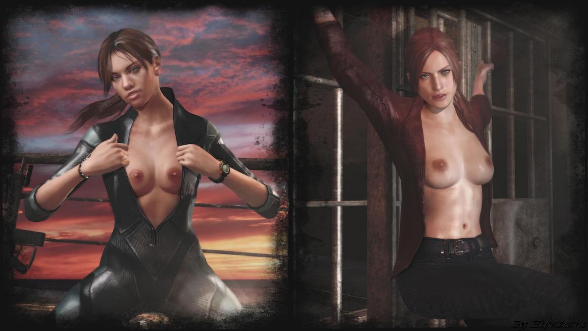 Claire Redfield Nude Pics 38