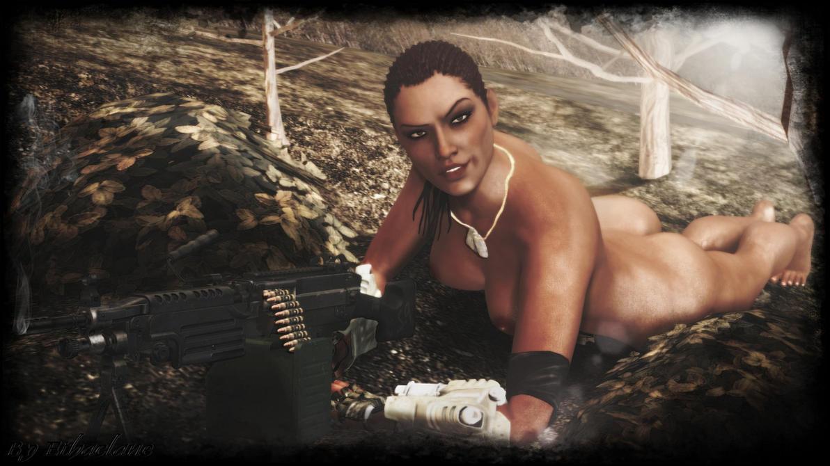 Mortal Kombat - Sexy Jacqui by ethaclane