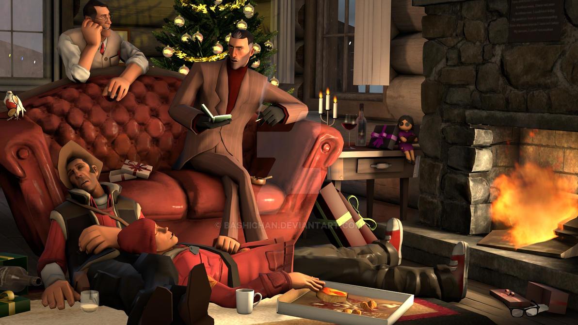 [SFM] Christmas Midnight by Bashichan