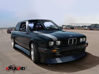BMW E30 by ROL4NDesignStudio