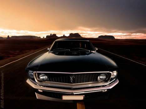 1969 Ford Mustang - Endless