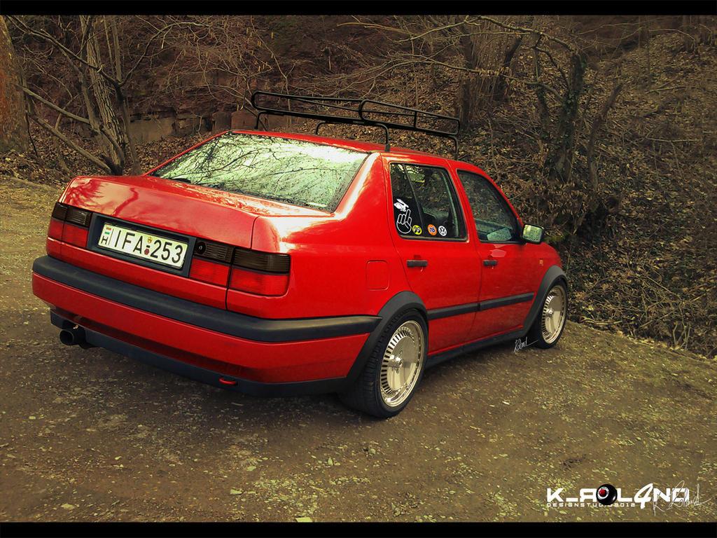 Volkswagen Vento by ROL4NDesignStudio