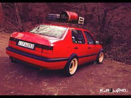 Volkswagen Vento v2 by ROL4NDesignStudio