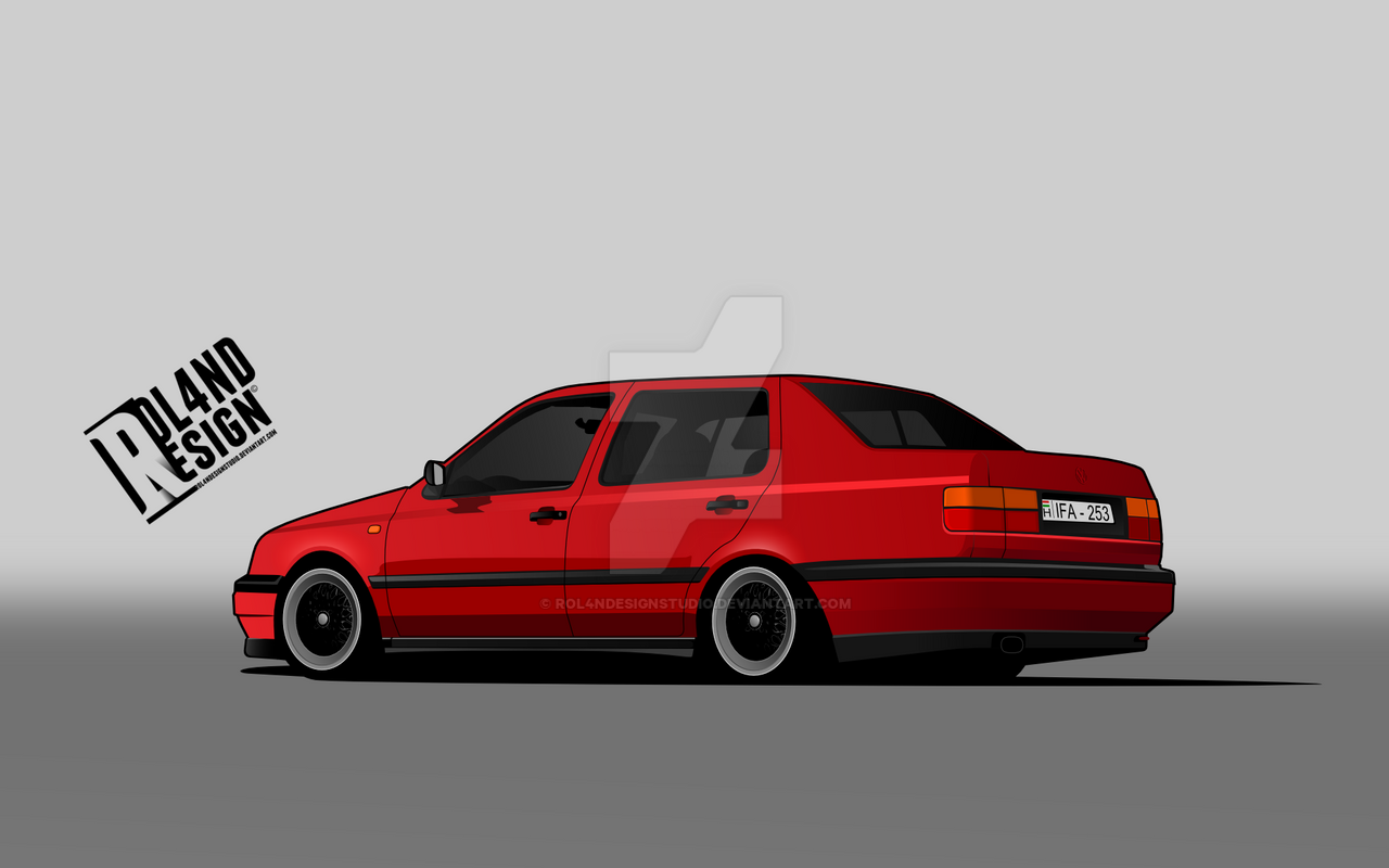 VW Vento by ROL4NDesignStudio on DeviantArt