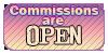 Commissions Open [Pastel] by xFarfalla