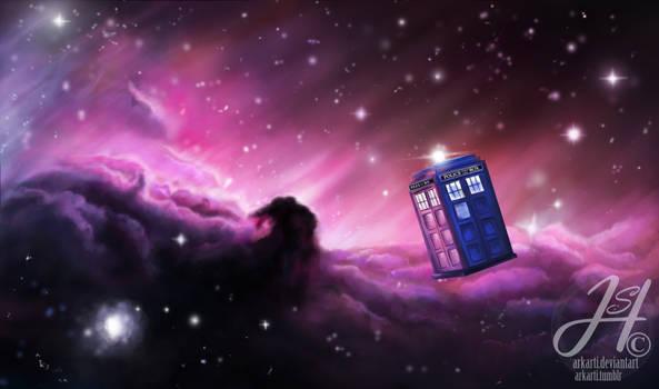 Tardis in Space