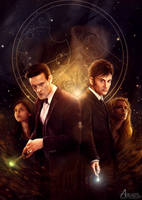 The Day Of The Doctor by Arkarti