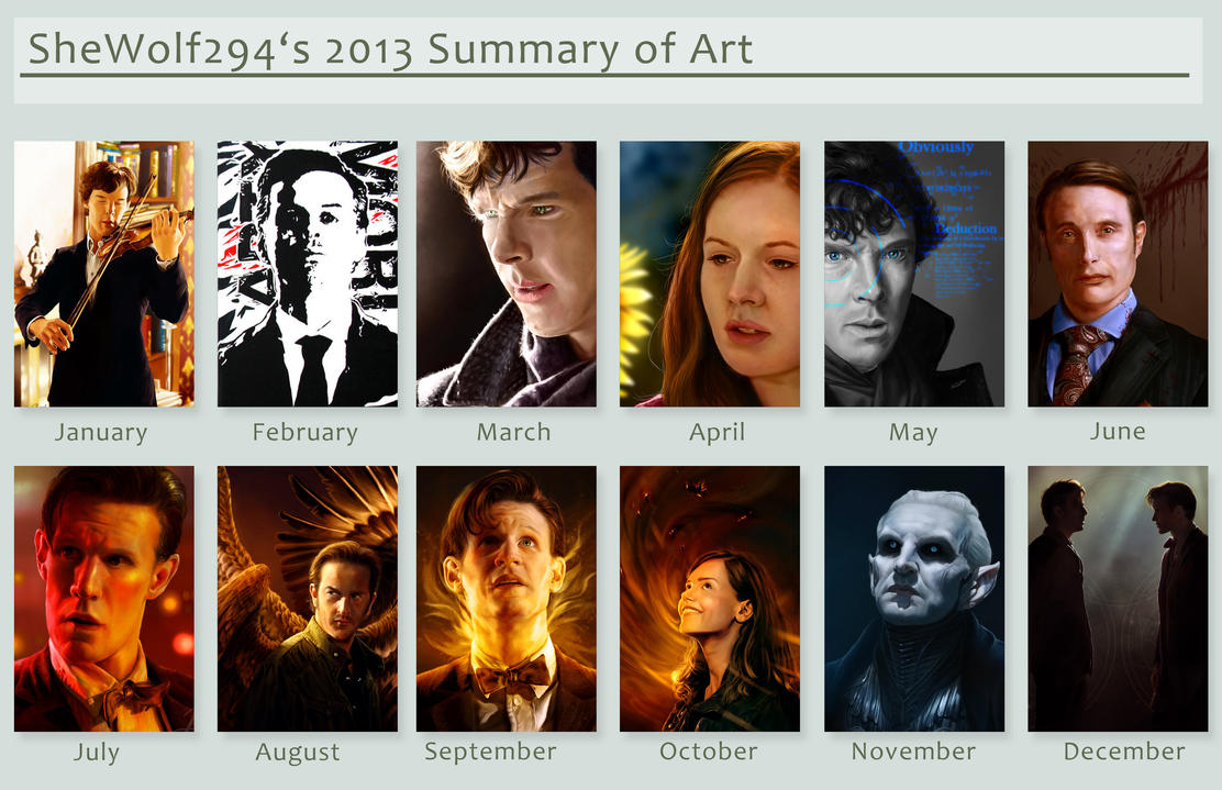 Summary 2013 by Arkarti