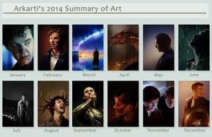 Summary 2014 by Arkarti