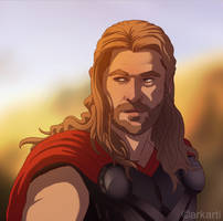 Thor by Arkarti