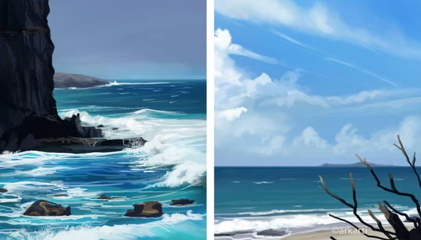 Landscape Study 7