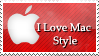Love mac style by urbanAR7