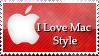 Love mac style by urbanAR7