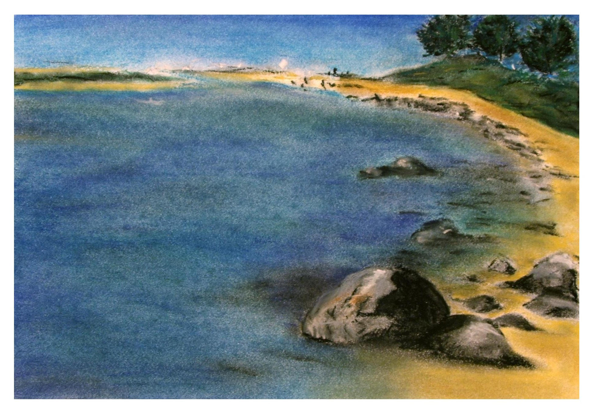 Batemans Bay by schizochicken