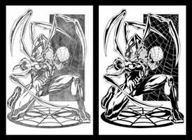 Superior Spider-man by Sheldon Goh