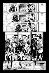 Injustice 38 Page 19 [SOLD] by TheInkPages
