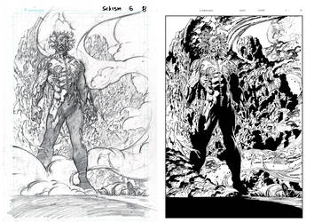 Schism Issue 6 page 08 - INKS