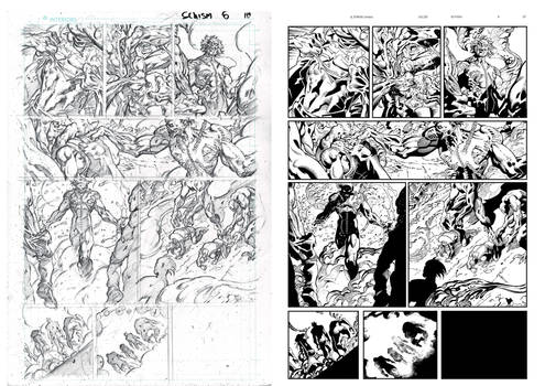 Schism Issue 6 page 10 - INKS