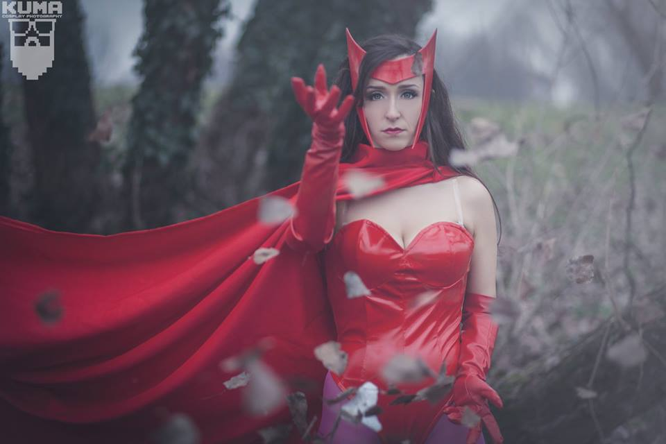 Avengers: Scarlet Witch by NyaWright