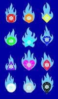 Ice Gems of Bejeweled Twist (My Style)