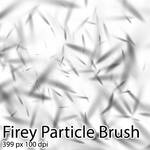 Firey Particle Brush [Download In Desc]