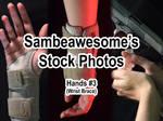 Hand Pack #3 (Wrist Brace) by AwesomeStock