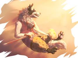 Doggo! by dazedog