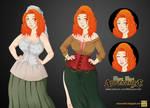 Fairy Tale Adventure - farm girl