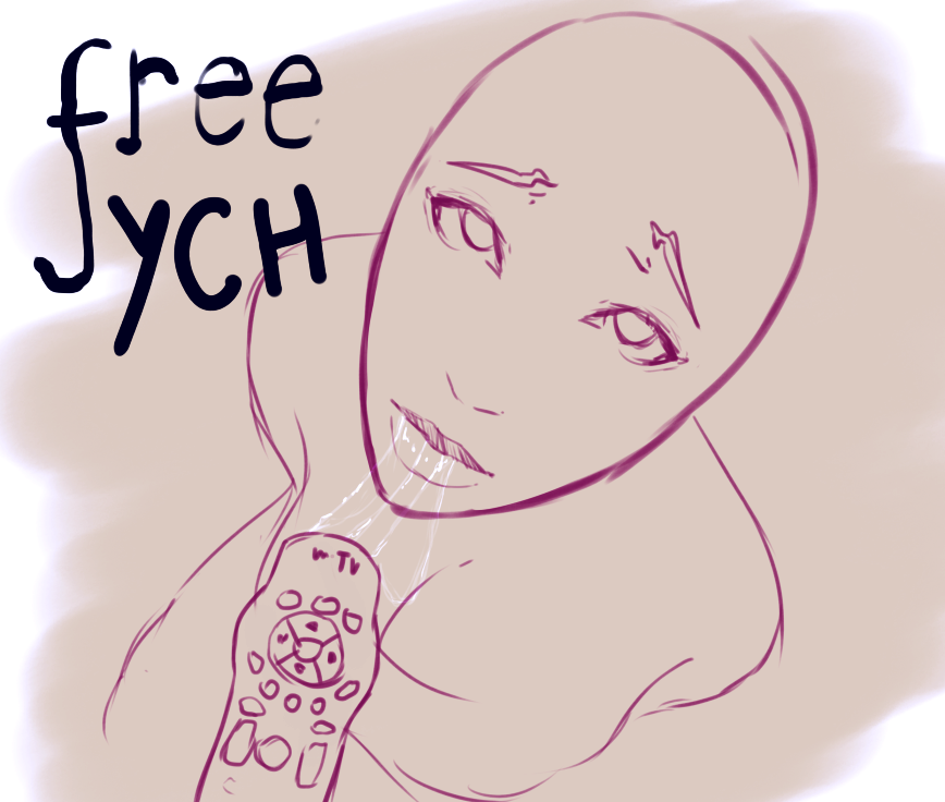 [CLOSED] FREE YCH! NSFW version included by aizawasilk