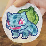 Bulbasaur Patch by toreocookies