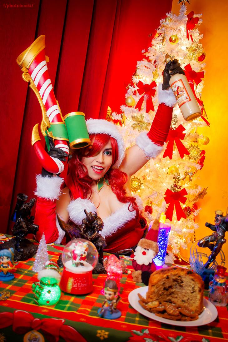 Happy X-mas by Susana--chan