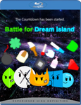 BFDI: Countdown to Chaos Blu-Ray Cover