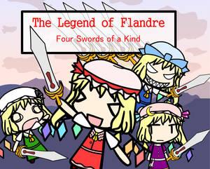 The Legend of Flandre - Four Swords of a Kind