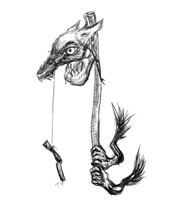 devil stick by gersham
