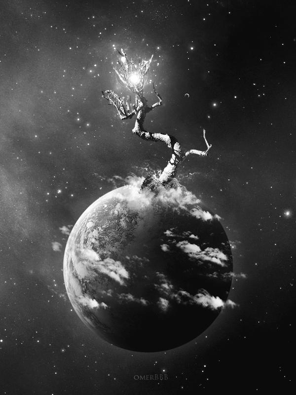 Space by omerBBB