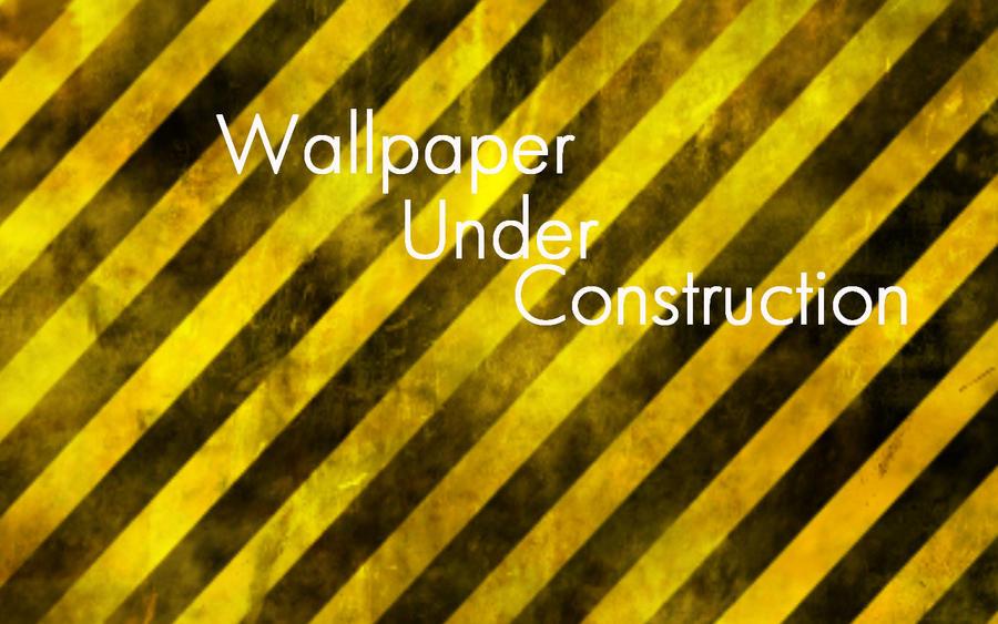 Wallpaper Under Construction by MinecraftSk8er on DeviantArt