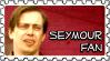 Ghost World Seymour stamp by natashell