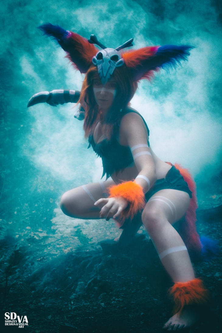 Gnar cosplay by Bahamut95