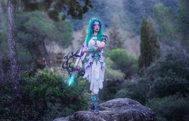 Tyrande cosplay by Bahamut95