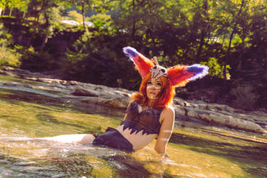 Gnar cosplay !