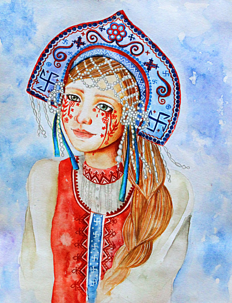 Tsarevna Nesmeyana by sparkling-mica