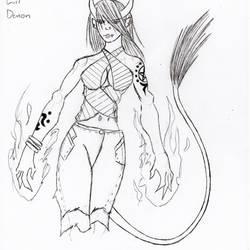 Hellspawn Demonette