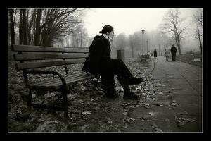 autumn's melancholy by li-bra