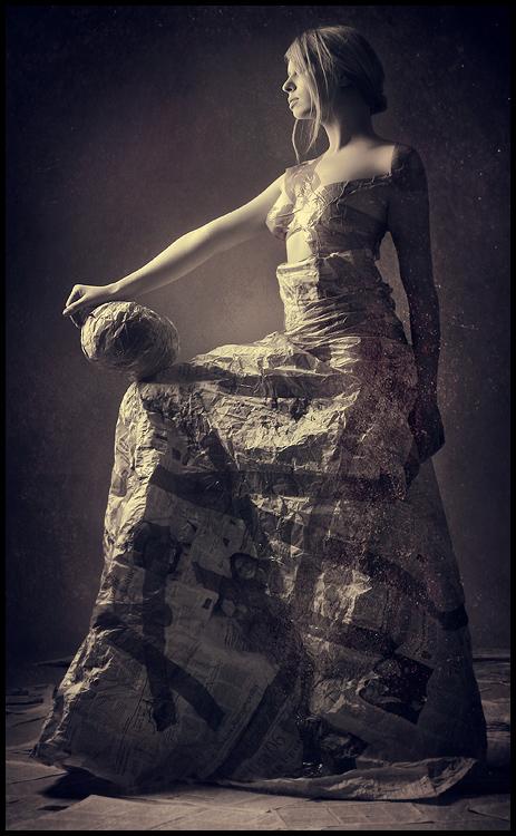 paper princess II by li bra - PrensesLer ~