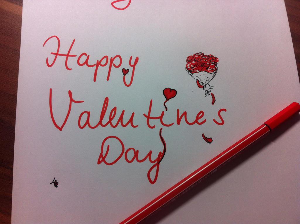 Valentine's Day 2015 by Franzili