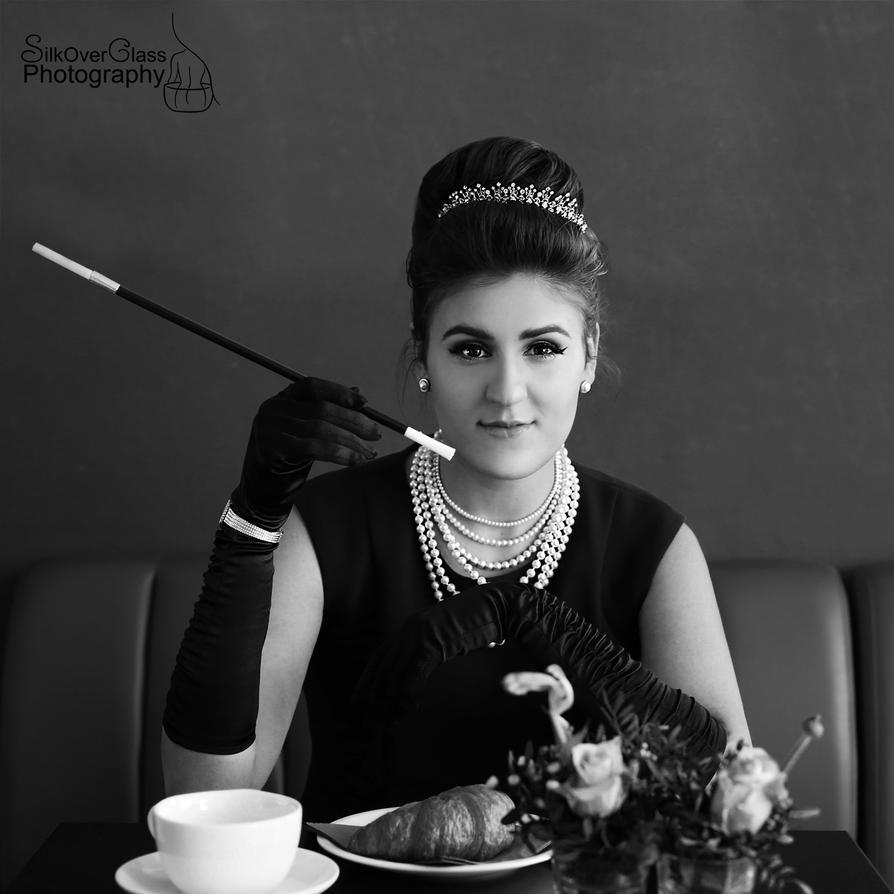 Breakfast at Tiffany's IV by Franzili