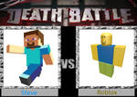 Death Battle-Steve vs. Roblox