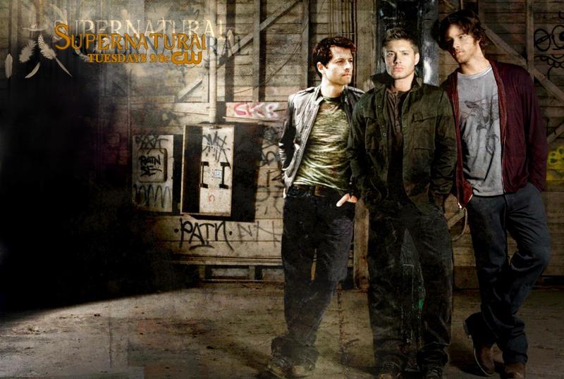 Supernatural Season Nine Promo by StolenChilde on DeviantArt