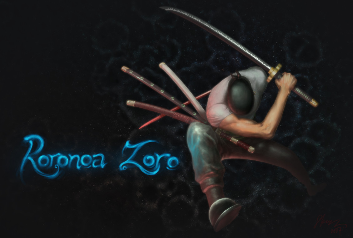 La chasse aux images - Page 2 2007_XX___Roronoa_Zoro_by_shikee