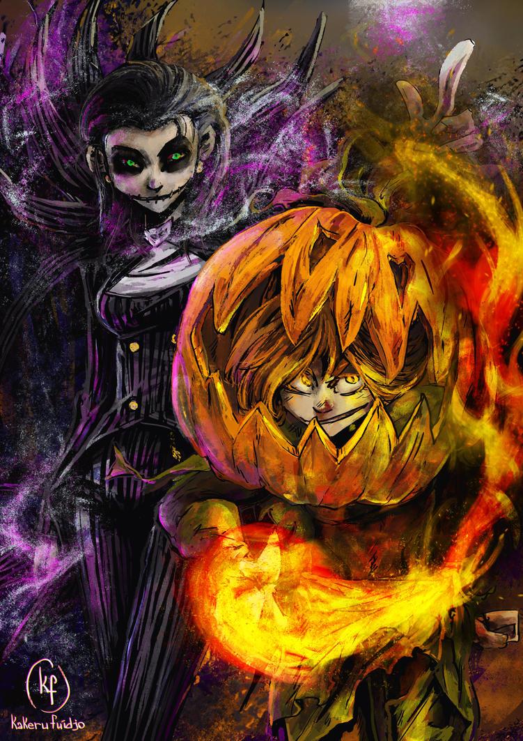 Halloween 2016 by Kakeru-Fuidjo